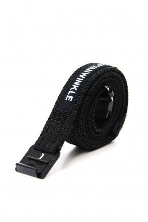 RIPVANWINKLE 19-20AW WEBBING BELT(PULL UP)