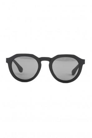 MYKITA 18-19AW MMRAW007 Raw Black