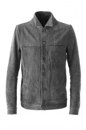 SADDAM TEISSY 18SS Stretch Denim Jacket