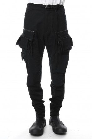 JULIUS 18-19AW Multi Tactical Pants