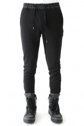 17SS Loose fit jogger pants
