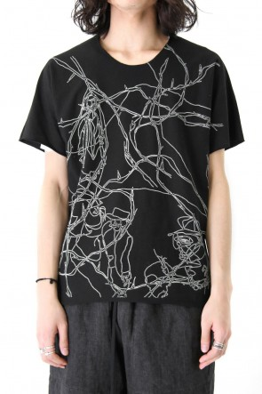 individual sentiments 18SS Short Sleeve T-shirt CT11S(A) Basic Jersey