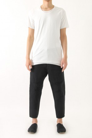 Short Sleeve T CT40S Crepe Weave Jersey - individual sentiments