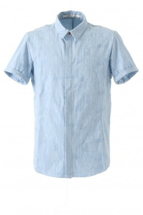 Shirt SH21S Cotton Boro Jacquard - individual sentiments