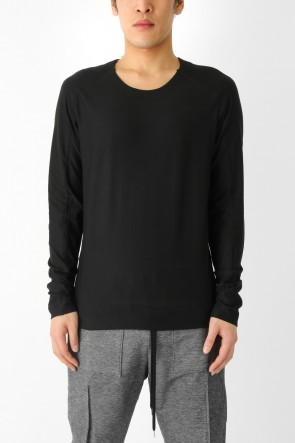 individual sentiments 16SS Basic Jersey Long Sleeve