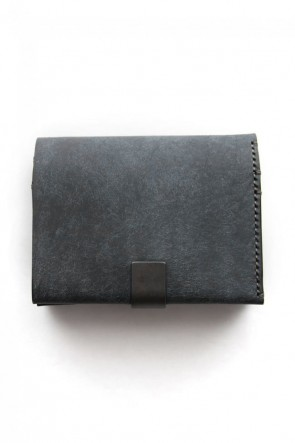iolom Classic Minimal Trifold Wallet B - Navy