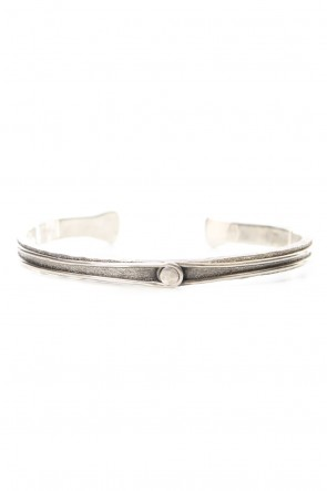 iolom Classic Rivet wire Bangle  - io-02-052