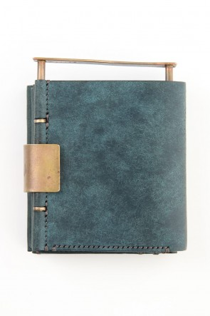 iolomClassicCow Leather Wallet