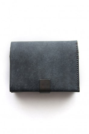 iolom Classic Minimal Trifold Wallet A - io-07-016 Navy