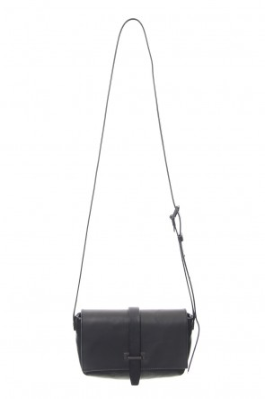 iolom Classic Oblong Mini shoulder Bag - A - Black