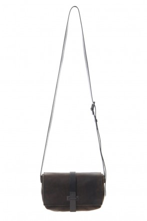 iolom Classic Oblong Mini Shoulder Bag - B - Smeraldo