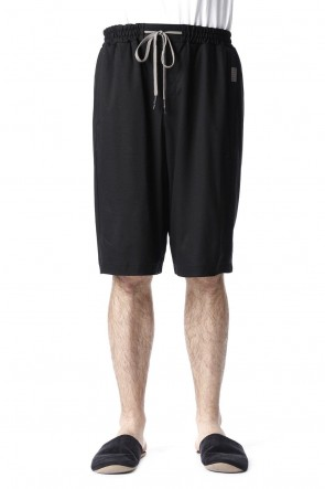 H.R 6 20SS Classic Short Pants Black for men