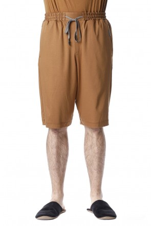 H.R 6 20SS Classic Short Pants Camel for men