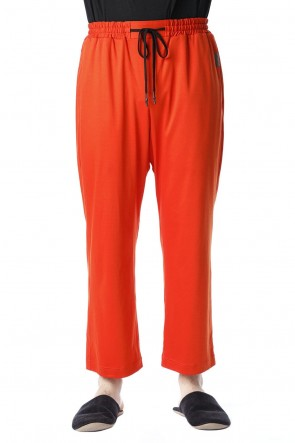 H.R 6 20SS Classic Baggy Pants Orange for men