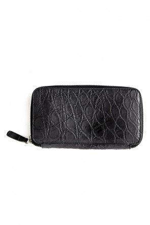 ISAAC SELLAM 17-18AW Alligator Wallet BLINDE
