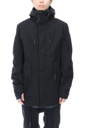 11 BY BORIS BIDJAN SABERI 20-21AW Military blouson