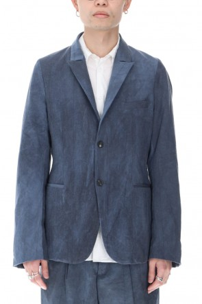 Bergfabel 21SS Summer Jacket Dirty Blue