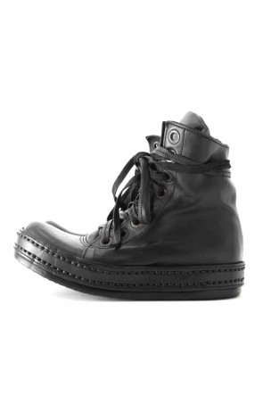 James Kearns 17-18AW 8Holes (Horse leather Black sole Rusted Eyelets)