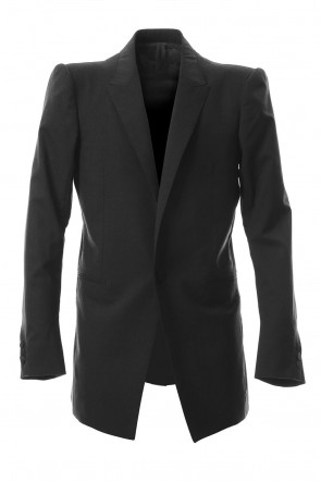 DEVOA 19-20AW Wool Super 120's Peaked Lapel Jacket