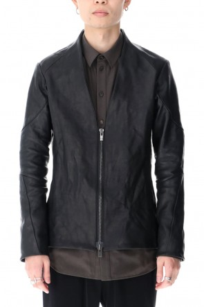 DEVOA 21SS Leather jacket GUIDI Calf leather
