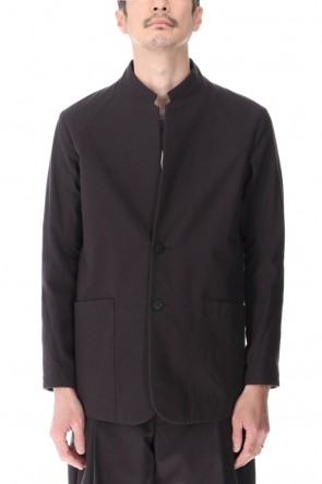 DEVOA 21SS Jacket cotton / nylon Lava Stone