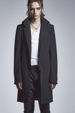 kiryuyrik 20-21AW Stand Collar Shoulder Jacket