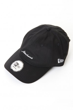 KAZUYUKI KUMAGAI 19-20AW ATTACHMENT Logo cap NEW ERA