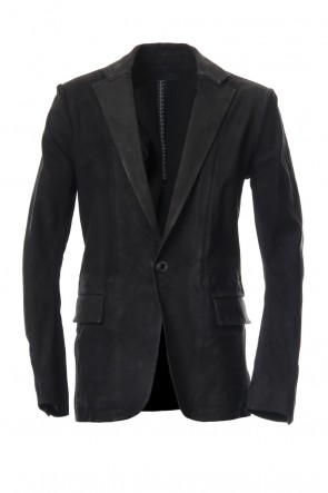 ISAAC SELLAM 18-19AW Calf Stretch Tailored Jacket PIONNIER
