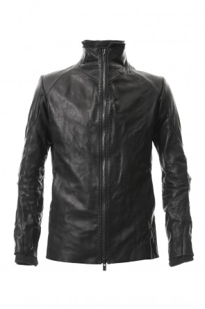 DEVOA 20SS Leather jacket cow leather - Black