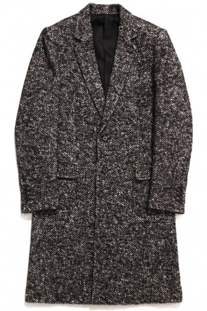 LITHIUM HOMME 16-17AW Rafanell New Classic Chesterfield Coat