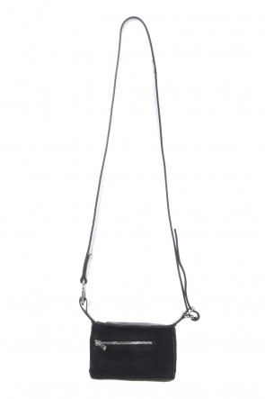 LEON LOUIS 18-19AW Snap Neck Purse