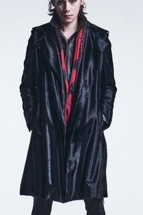 kiryuyrik 21-22AW Long Coat Black