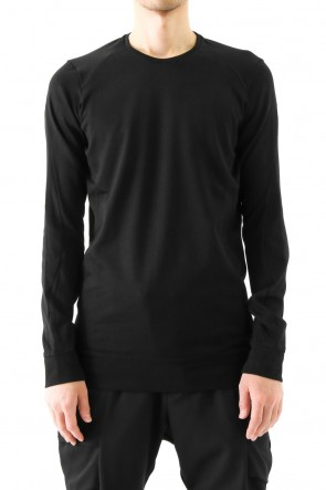 DEVOA 17SS Long Sleeve Cut Sew Cotton Jersey