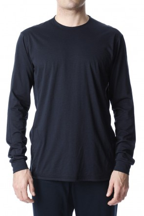 H.R 6 20SS Classic Long sleeve Dark Navy for men