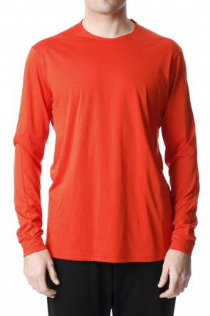 H.R 6 20SS Classic Long sleeve Orange for men