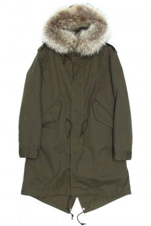 Olmetex M-51 Mods Coat