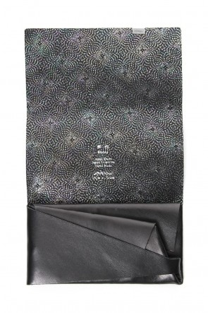 No,No,Yes! 18SS No,No,Yes! -shosa- Long Wallet 3D Foil