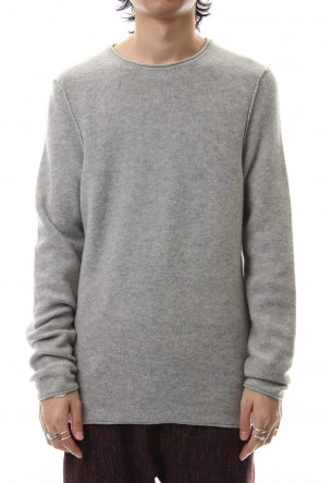 Hannibal 19-20AW Pullover nuriel Dust
