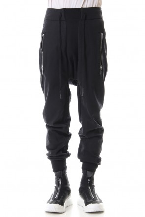 11 BY BORIS BIDJAN SABERI 20SS Relaxed Fit Pants