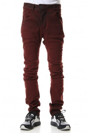 11 BY BORIS BIDJAN SABERI 20SS P1C-F1451-dirty-red