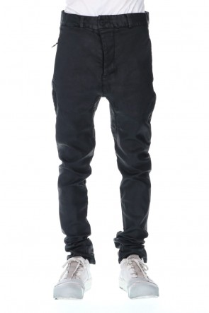 11 BY BORIS BIDJAN SABERI 20-21AW P2C-F1451 Black Coated
