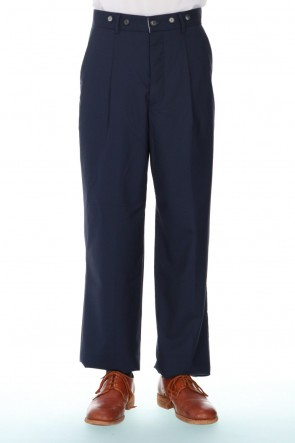 Bergfabel 21SS Farmer Pants Navy