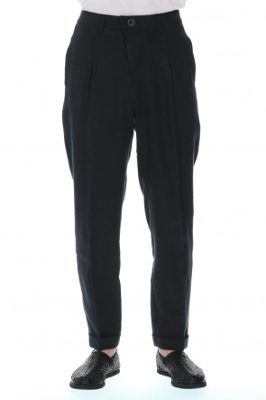 individual sentiments21SSUNISEX WOVEN TAPERED PANTS