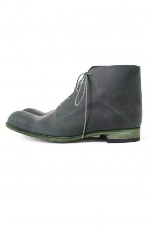 PETROSOLAUM 17SS OX Derby Boots - Over Kip Nubuck