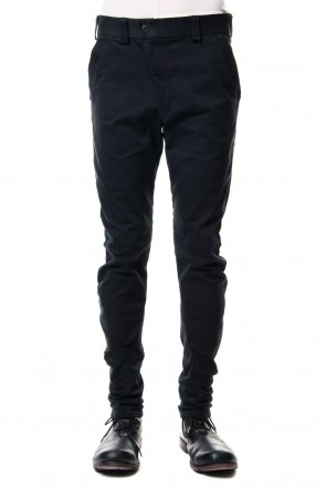 DEVOA 19SS Slim Pants Outlast Denim