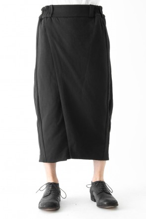 HAKAMA Pants Triple Crepe Cotton
