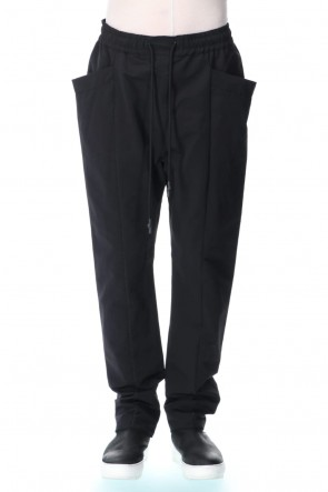 RIPVANWINKLE 21PS Jodhpur Wide Pants