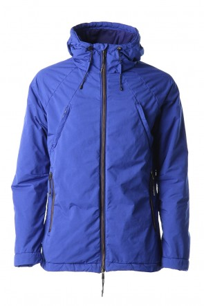 RIPVANWINKLE 20-21AW MOUNTAIN PARKA Deep Blue