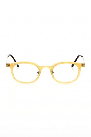RIGARDS21SSRG0093 Genuine Horn Amber Clear Lens