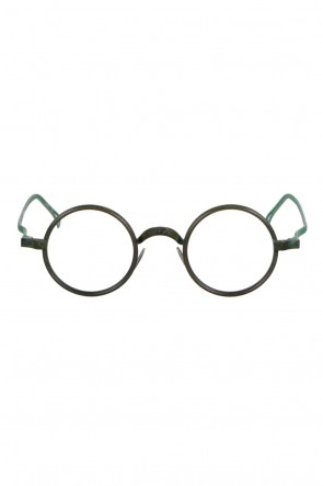 RIGARDS21-22AWUW0003 UMA WANG x RIGARDS The Victorian Copper / Jade Patina Clear Lens